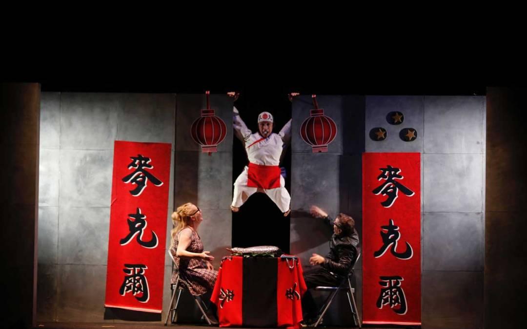 """Más de 400 personas disfrutan con la comedia """"Chefs"""" en la XIV Mostra de Teatre de l'Alfàs"""