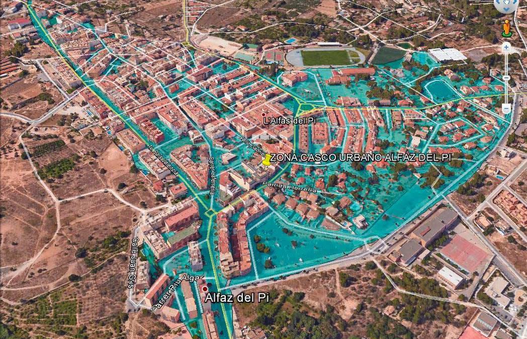 L'Alfàs del Pi acomete una campaña de desinsectación y desratización en el casco urbano y l'Albir