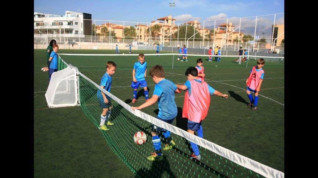 El CF l'Alfàs del Pi organiza el primer torneo 3×3 de fútbol.