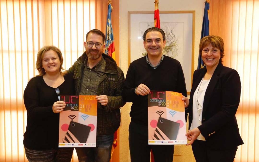 El lunes llegan a l'Alfàs los jóvenes italianos que participan en el intercambio cultural 'We' Generation