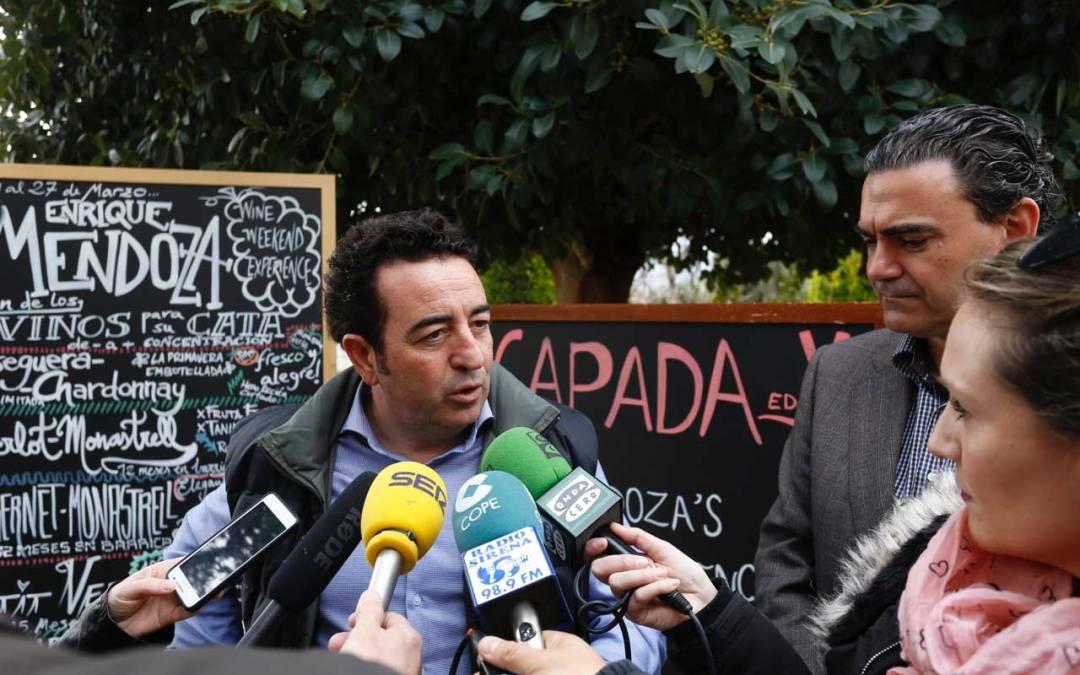 La V enoescapada Mendoza's Experience concentrará en l'Alfàs a 4.000 aficionados al mundo del vino