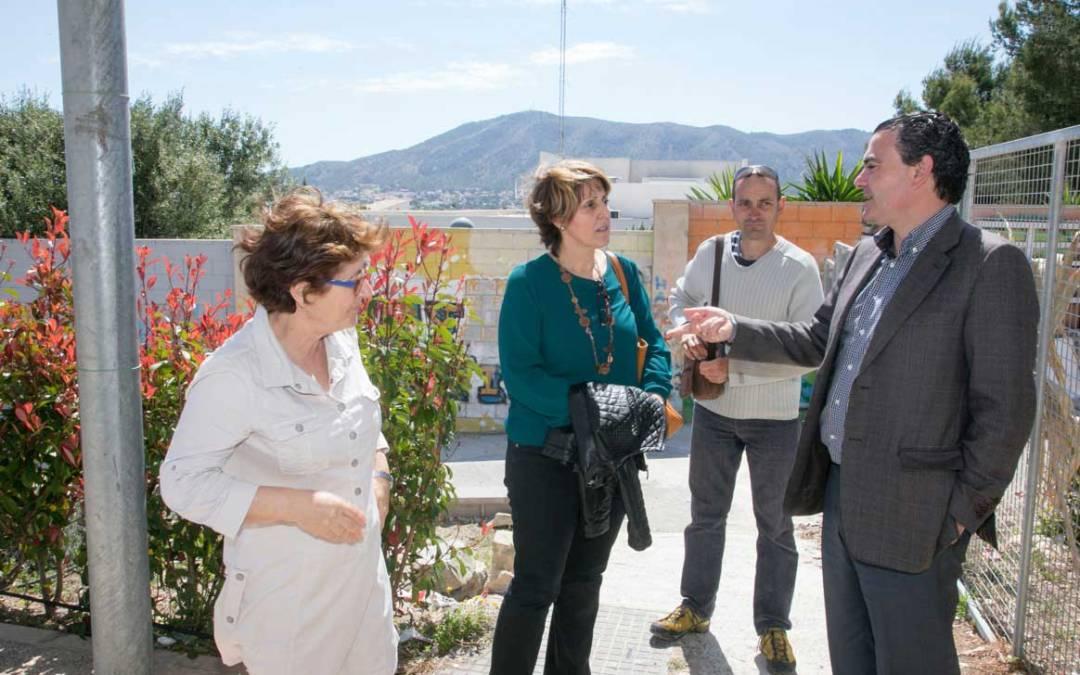 El IES l'Arabí considera que su programa de FP Básica en jardinería puede facilitar la incorporación laboral de sus alumnos