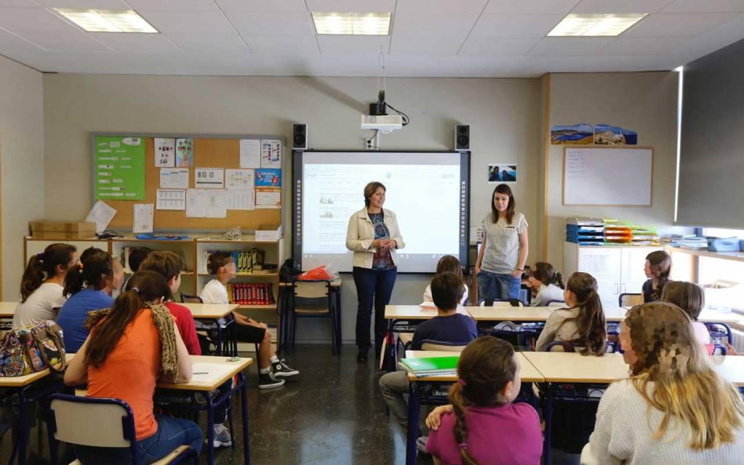 L'Alfàs del Pi amplía su proyecto de mediación escolar a los colegios