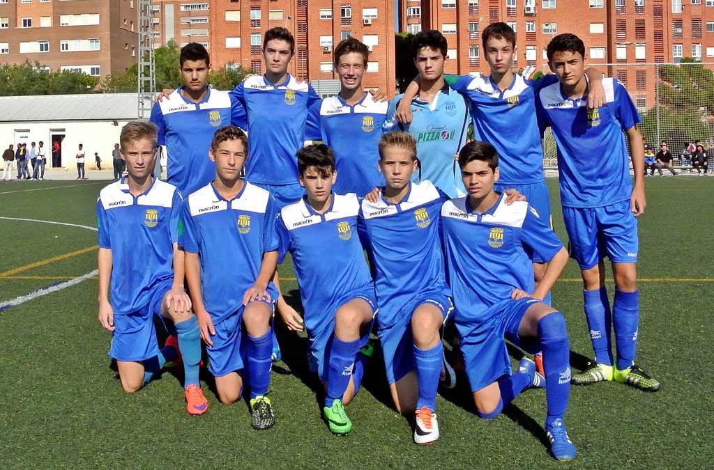 El Cadete A del C.F. L'Alfàs estará por segundo año consecutivo en el mayor torneo de fútbol base del mundo