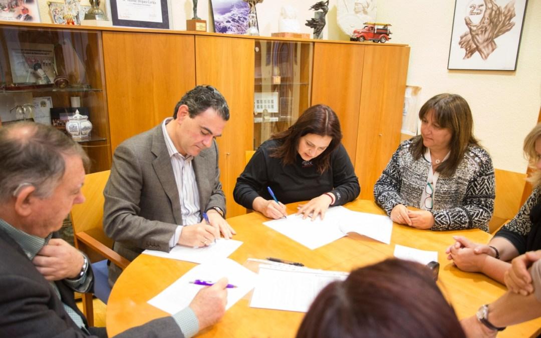 La asociación Amamaluna recibe el apoyo del Ayuntamiento de l'Alfàs del Pi