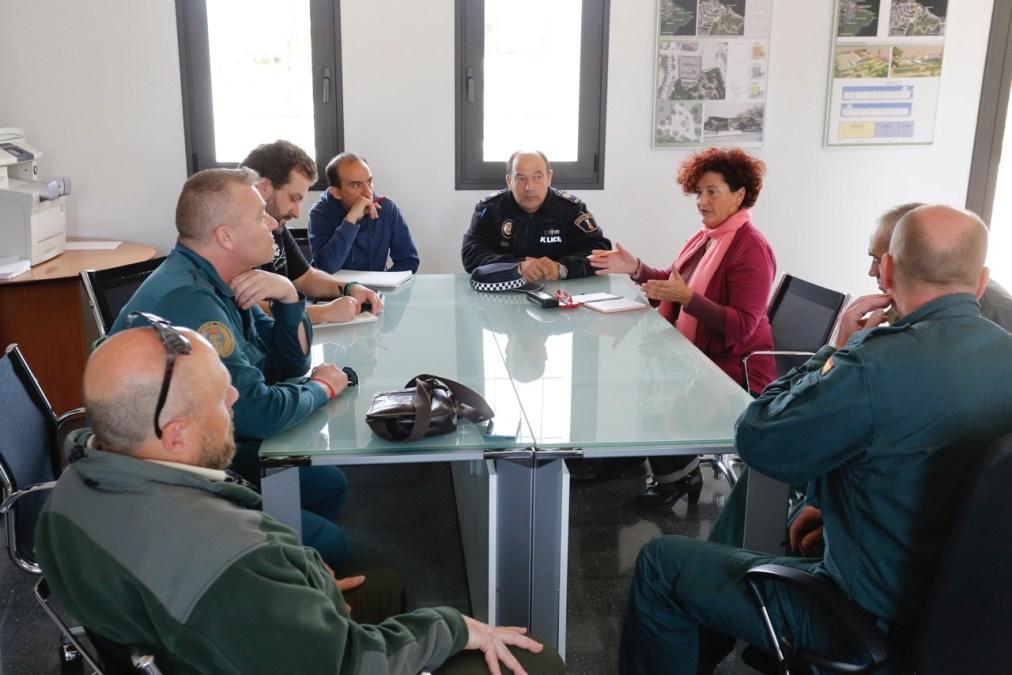 L'Alfàs impulsa un dispositivo contra incendios forestales en Serra Gelada ante la temporada estival