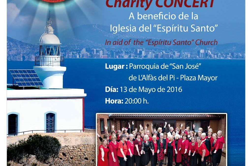 La Parroquia de San José acoge este viernes un concierto benéfico a cargo del coro 'Basingstoke Ladies'