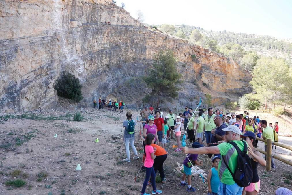 l'Alfàs del Pi recupera la cantera de l'Albir como una zona recreativa y de ocio sostenible dentro del Parc Natural