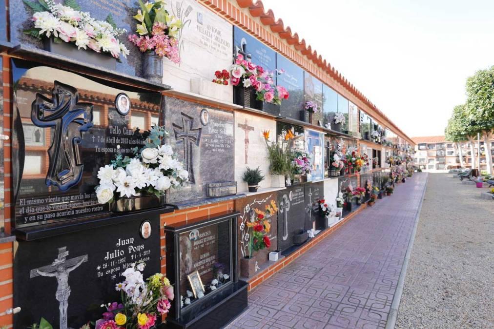 L'Alfàs del Pi ampliará el cementerio municipal con noventa nichos y cincuenta nuevos columbarios