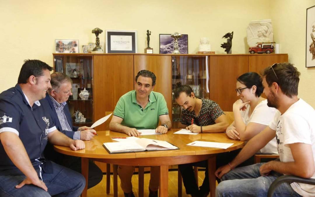 El Ayuntamiento de l'Alfàs colabora con las Fiestas del Jubileo y del Santísimo Cristo del Buen Acierto