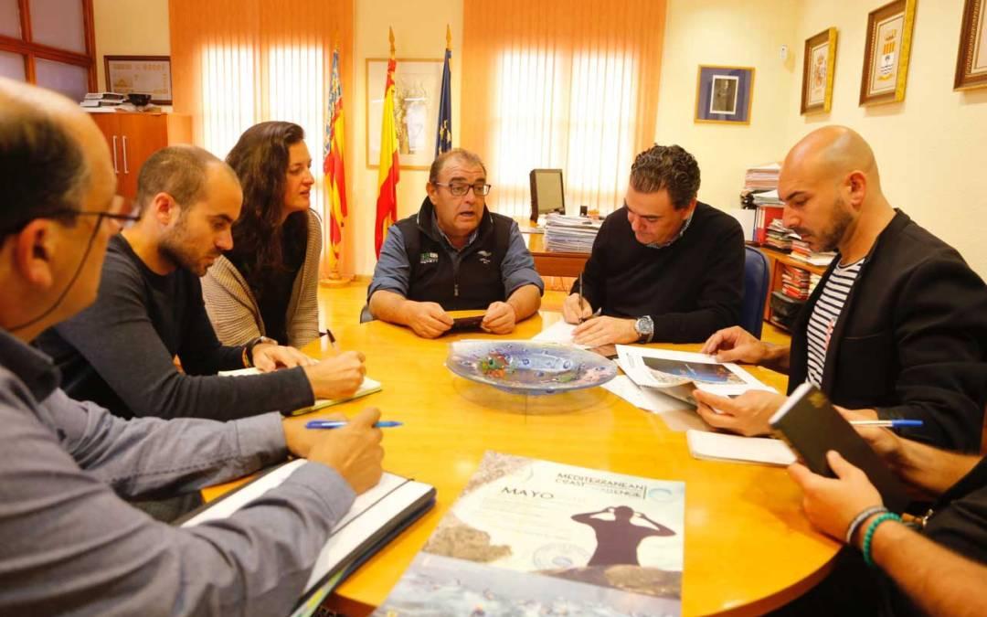 L'Alfàs del Pi ultima los preparativos para la Mediterranean Coast Challenge entre Altea y l'Albir