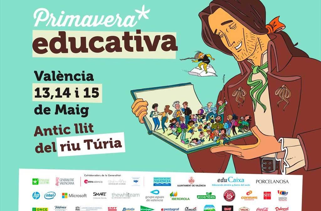 La comunidad educativa de l'Alfàs del Pi estará el próximo sábado  en la 'Primavera Educativa' de Valencia