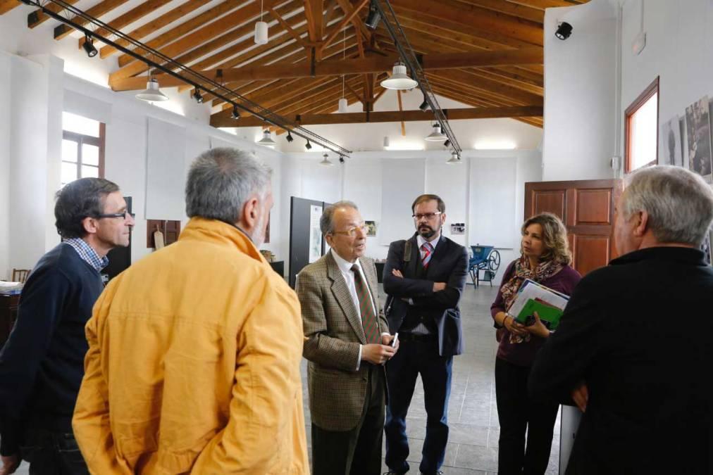 El profesor Antonio Gil Olcina ultima su investigación sobre el Reg Major de l'Alfàs y Benidorm