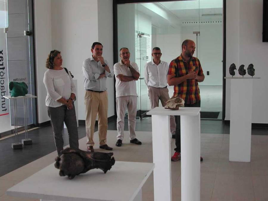 Los alumnos de Bellas Artes, protagonistas de la exposición 'Fusión' en la Fundación Frax
