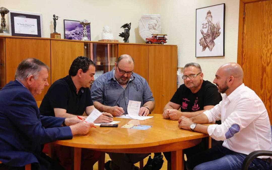 El Ayuntamiento de l'Alfàs renueva el convenio de colaboración con el Club de Powerlifting