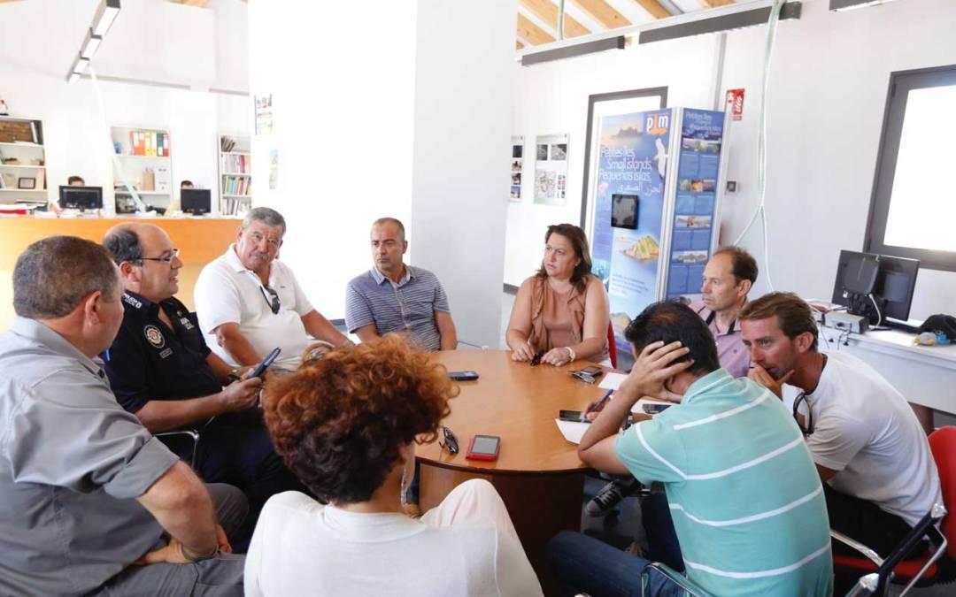 Playas ultima los dispositivos de seguridad, salvamento y socorrismo del Racó de l'Albir
