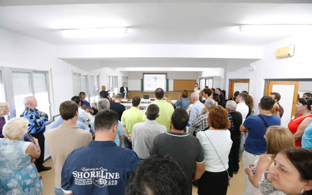 Jornada de puertas abiertas en el nuevo Centro de Formación Ocupacional de l'Alfàs del Pi
