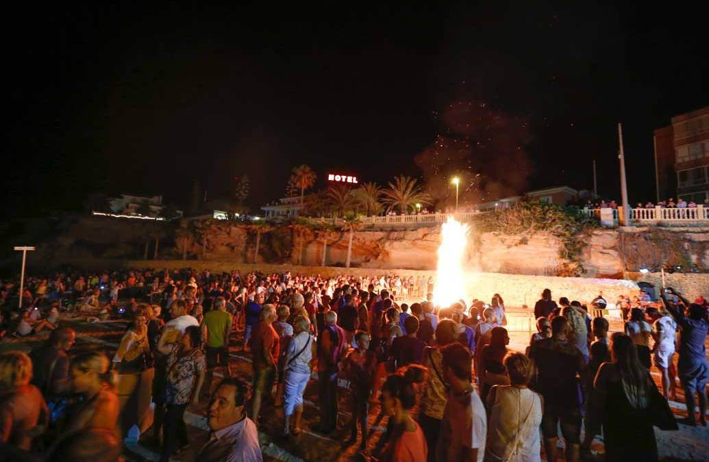 La Playa del Racò de l'Albir reunirá a todos los alfasinos para celebrar la festividad de Sant Joan