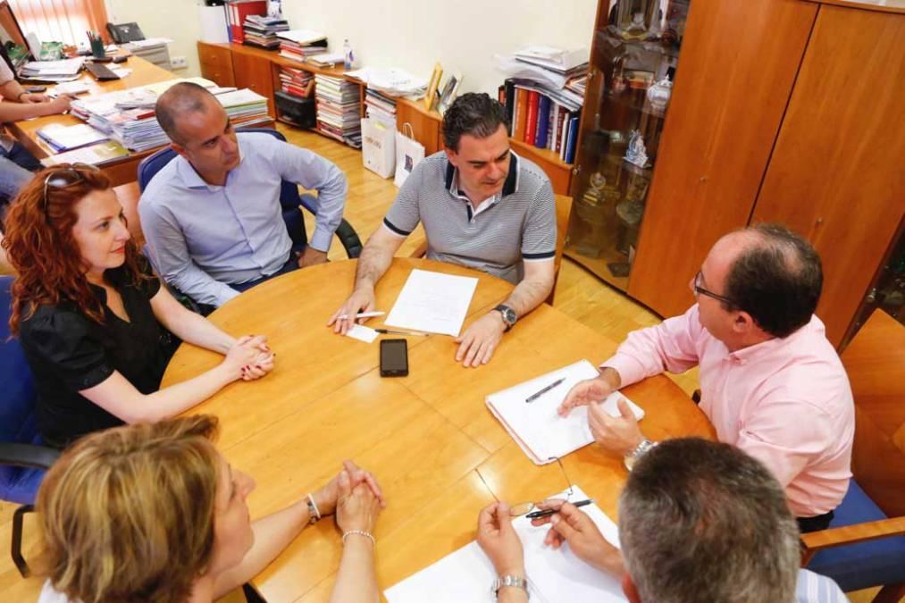 L'Alfàs del Pi y la Universidad de Alicante avanzan en la consolidación del municipio como destino saludable