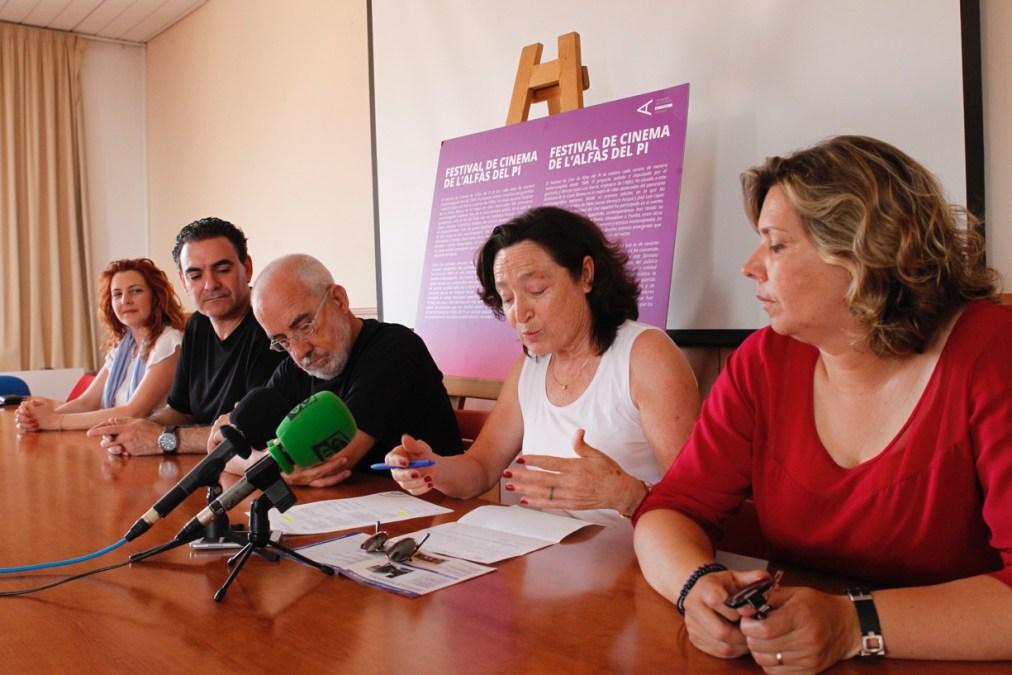 El XVIII Festival de Cine de l'Alfàs del Pi inaugurará una nueva sección bajo el título 'Dirigen ellas'