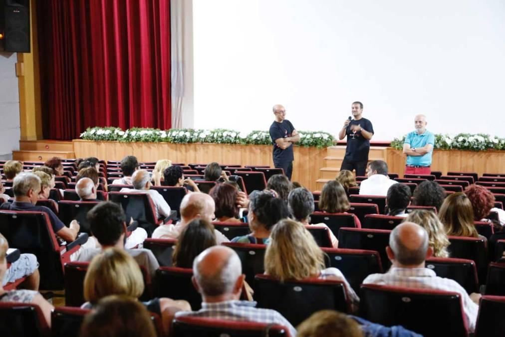 La película alicantina '9 Bares' se presenta en el Festival de Cine de l'Alfàs del Pi