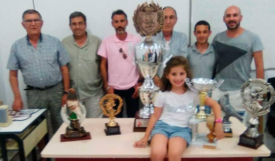 Los colombaires de l'Alfàs del Pi han destacado esta temporada en los torneos importantes en los que han participado.