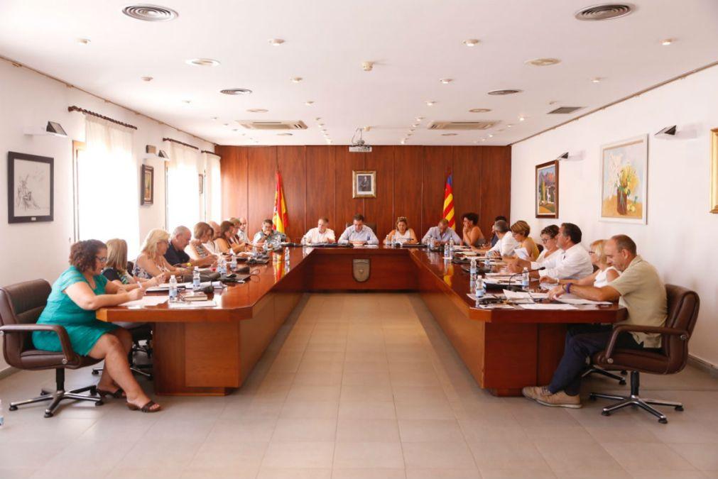 El Pleno de l'Alfàs aprueba por unanimidad las alegaciones  al Tren de la Costa