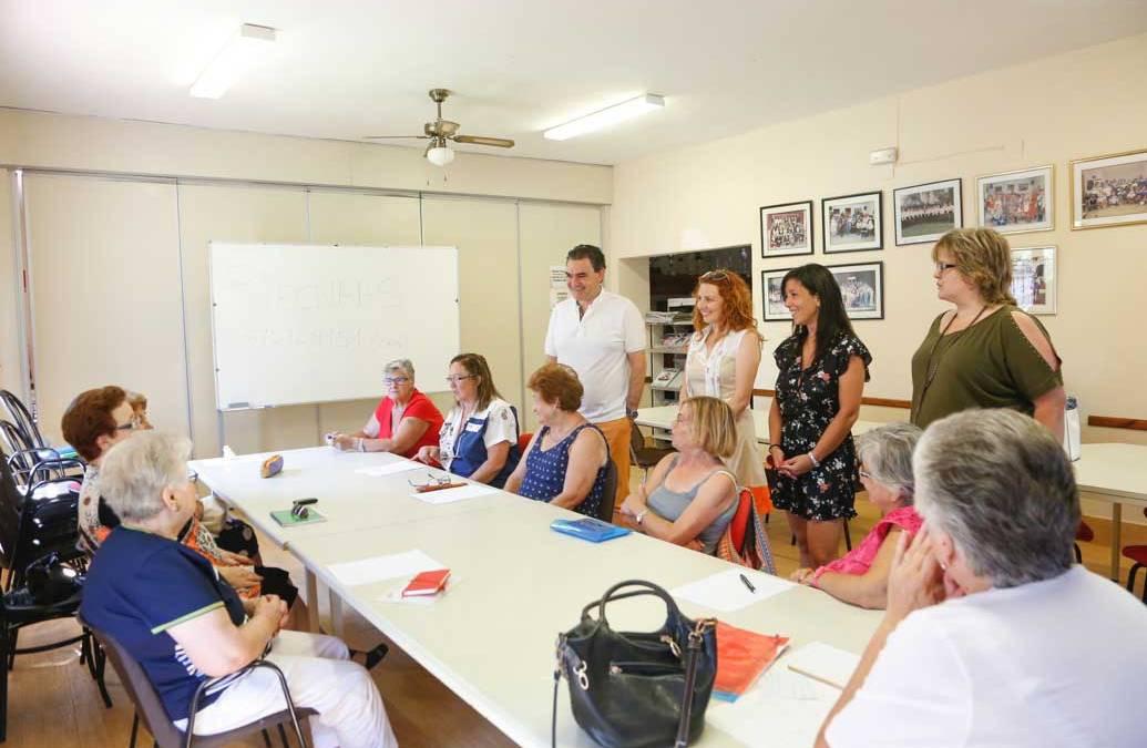 La concejalía de Relaciones con Colectivos ofertará un nuevo taller de memoria para adultos a finales de año