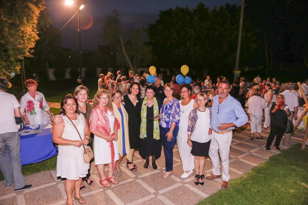 L'Alfàs del Pi se vuelca con Soroptimist y su proyecto educativo para refugiados sirios en Turquía