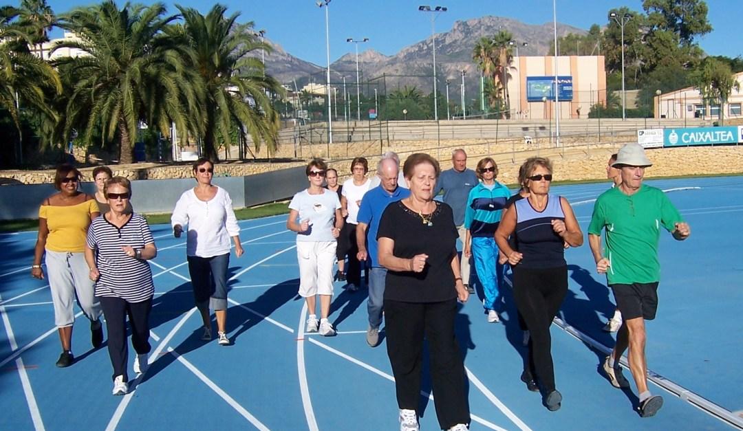 La Concejalía  Deportes presenta la nueva temporada de actividad física  para mayores.