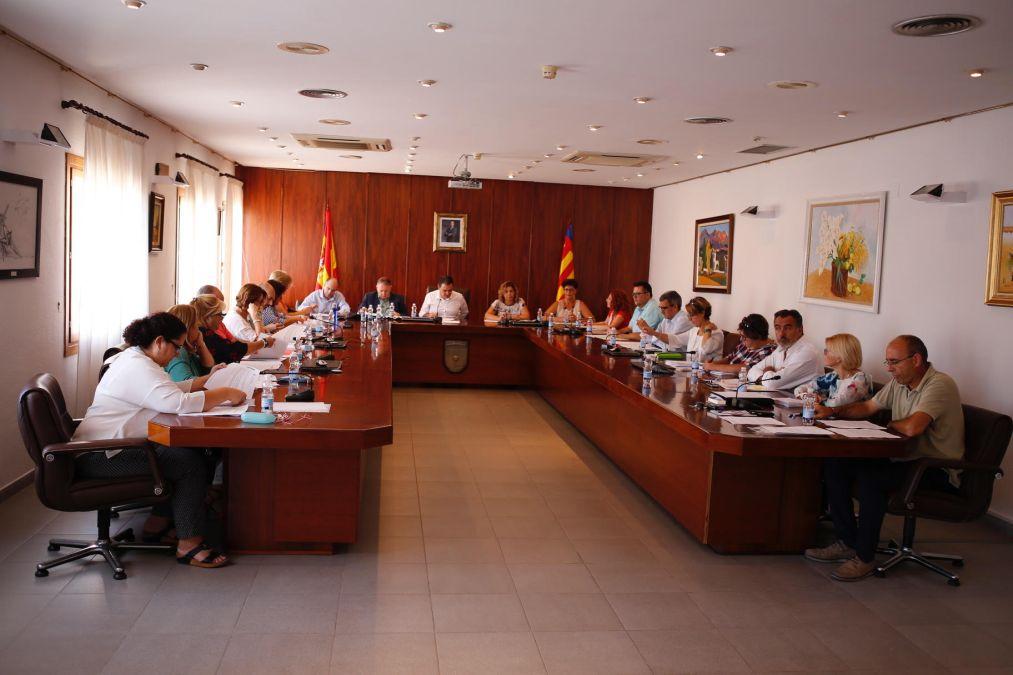 L'Alfàs del Pi se adhiere a la Red Española de Ciudades Saludables
