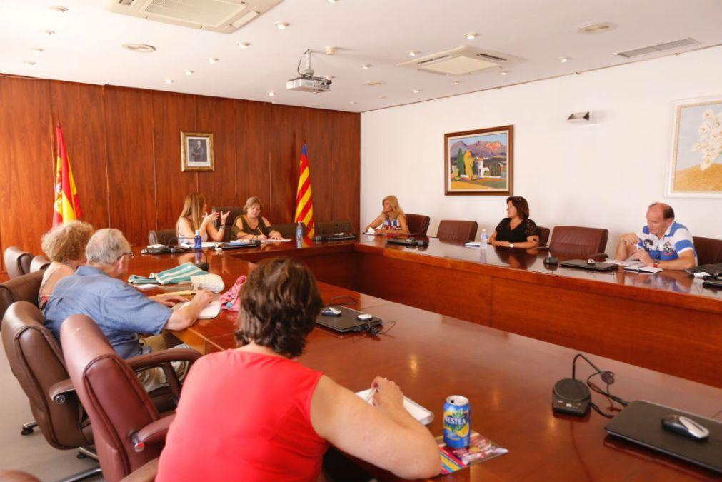 La concejalía de Residentes retoma las reuniones con asociaciones de ciudadanos extranjeros tras el parón estival