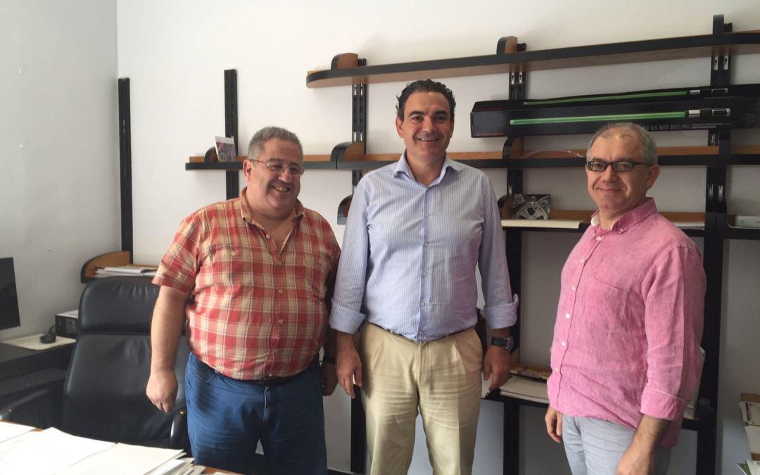 L'Alfàs del Pi y CulturArts exploran nuevas vías de trabajo conjuntas