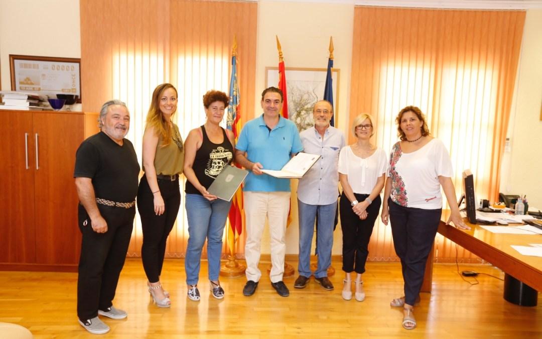 Una delegación de l'Alfàs viaja a Covarrubias para firmar el protocolo de hermanamiento