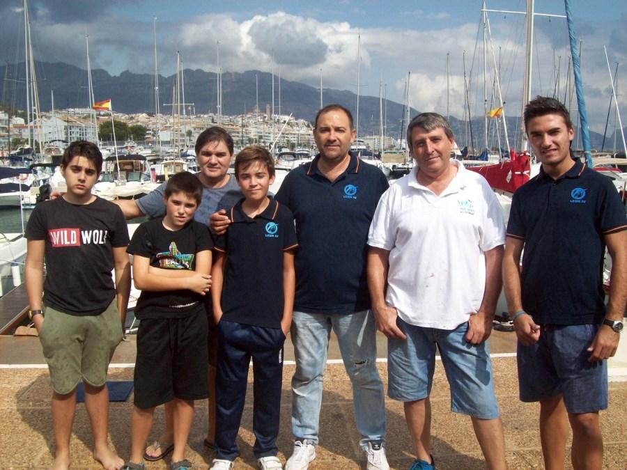 Dos embarcaciones de L'Alfàs del Pi triunfan en el campeonato de pesca selectiva al curricán de Altea