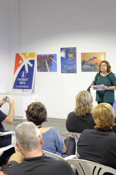 Laura Font recuerda a los principales protagonistas de la cultura valenciana en su manifiesto del 9 d'octubre