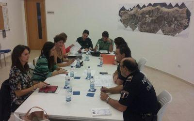 La mesa de coordinación contra la violencia de género de l'Alfàs del Pi evalúa la situación del municipio