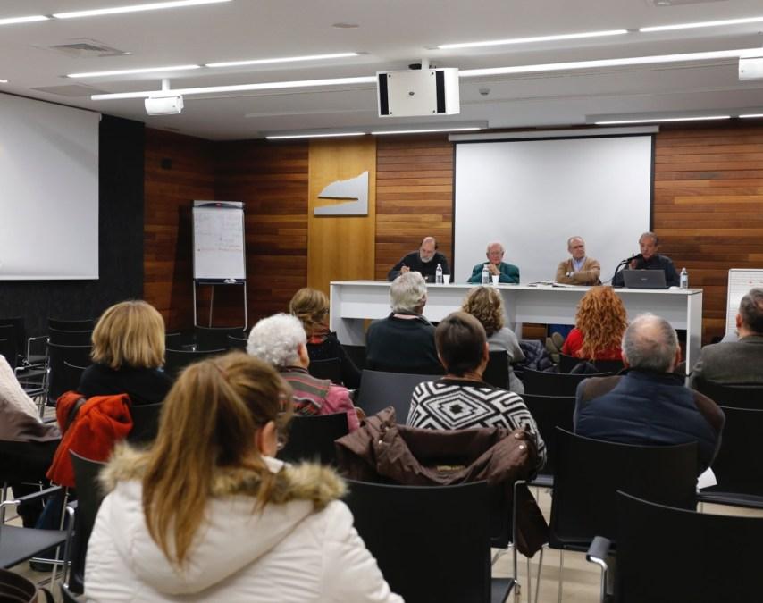 L'Alfàs del Pi inicia un nuevo ciclo de seminarios sobre solución de conflictos con el profesor Johan Galtung