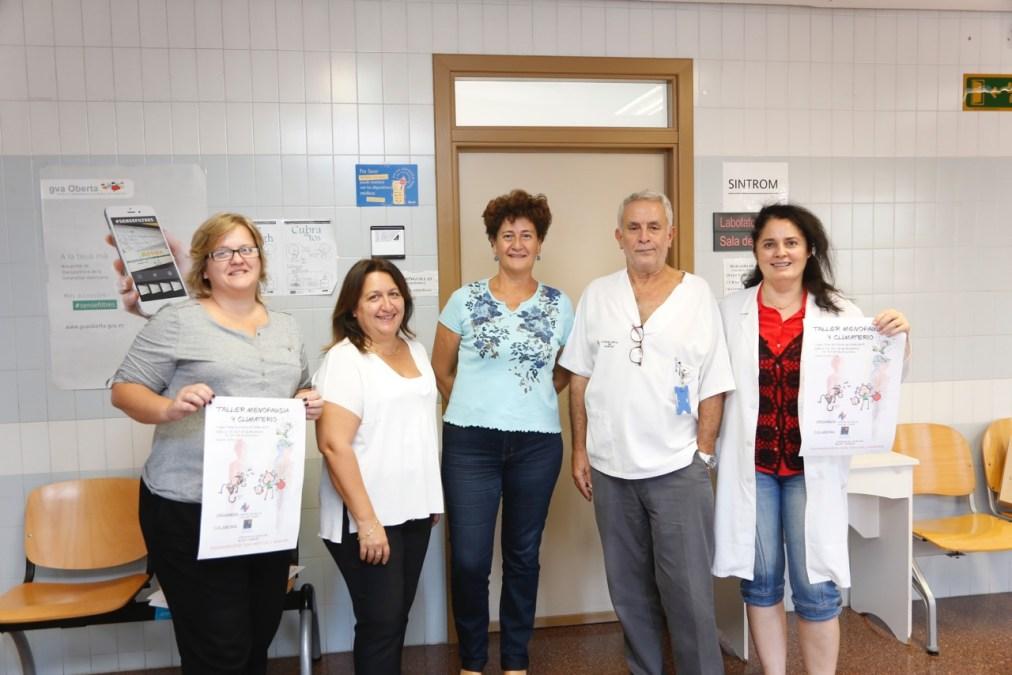 Sanidad lanza un 'Taller de menopausia y climaterio' gratuito para todas las mujeres de l'Alfàs del Pi
