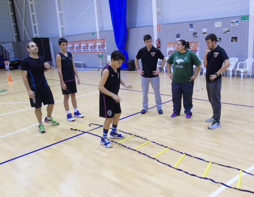 L'Alfàs del Pi acogió el Taller sobre el entrenamiento coordinativo que organiza la FBCV
