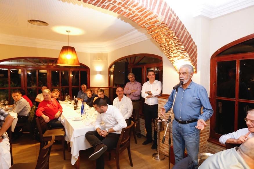 La Taula del Bon Profit celebró en l'Alfàs del Pi su 527ª reunión