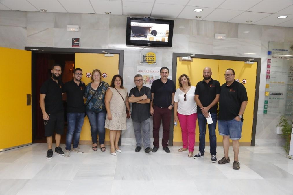 Arrancan en l'Alfàs los actos conmemorativos del 9 d'octubre con la proyección de un documental