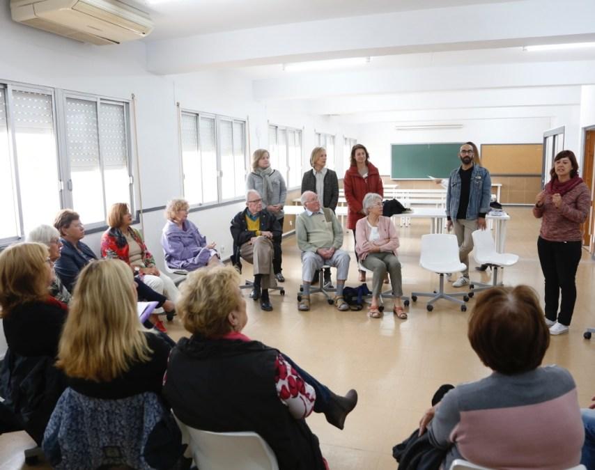 Sanidad y residentes organizan un curso para familiares y cuidadores de enfermos de Alzheimer