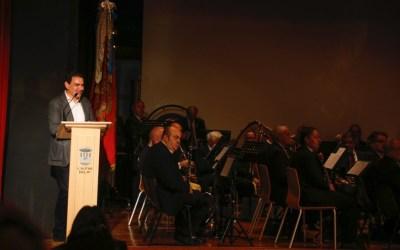La Agrupación Musical els Majors de l'Horta Sud cierran el Any Cultural de l'Alfàs del Pi