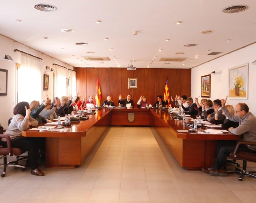 L'Alfàs aprueba los estatutos del Consorcio Universitario del Centro Asociado a la UNED de Dénia