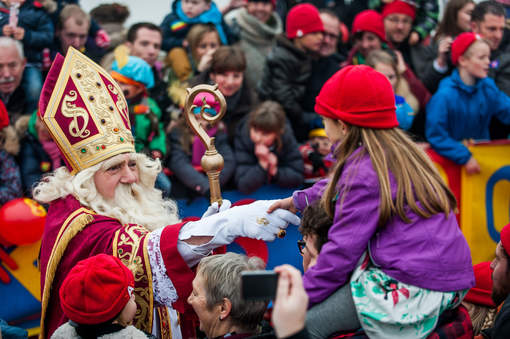San Nicolás inicia su recorrido hacia el Centroeuropa partiendo desde l'Alfàs del Pi