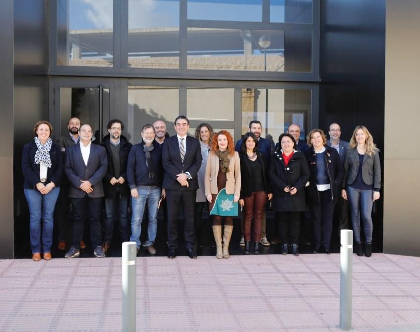 Las ciudades valencianas de la Ciencia y la Innovación se reúnen en l'Alfàs del Pi