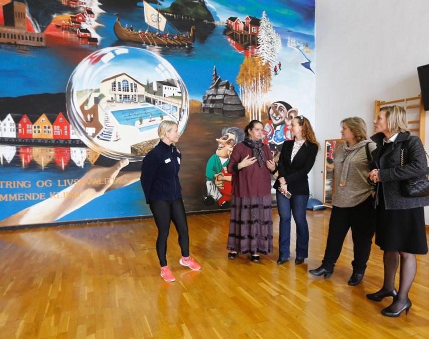 Reuma Sol celebra una jornada de puertas abiertas para dar a conocer sus instalaciones a la ciudadanía