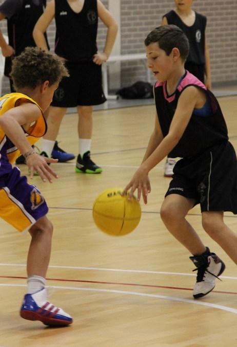El CB Terralfàs celebra un torneo de categoría infantil desde hoy hasta al jueves .
