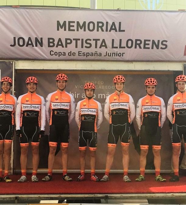 Gran comienzo de temporada de la Escuela de ciclismo de L´Alfas del Pi.
